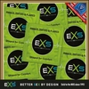 .100 stk. EXS - Xtreme 3 in 1 kondomer
