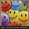 .100 stk. EXS - Smiley Face kondomer